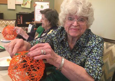 string pumpkins Barbara
